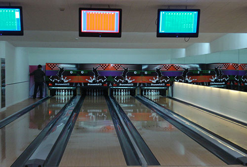Beijing Red Sun Bowling Technology Co Ltd Recondition